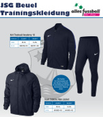 Trainingskleidung