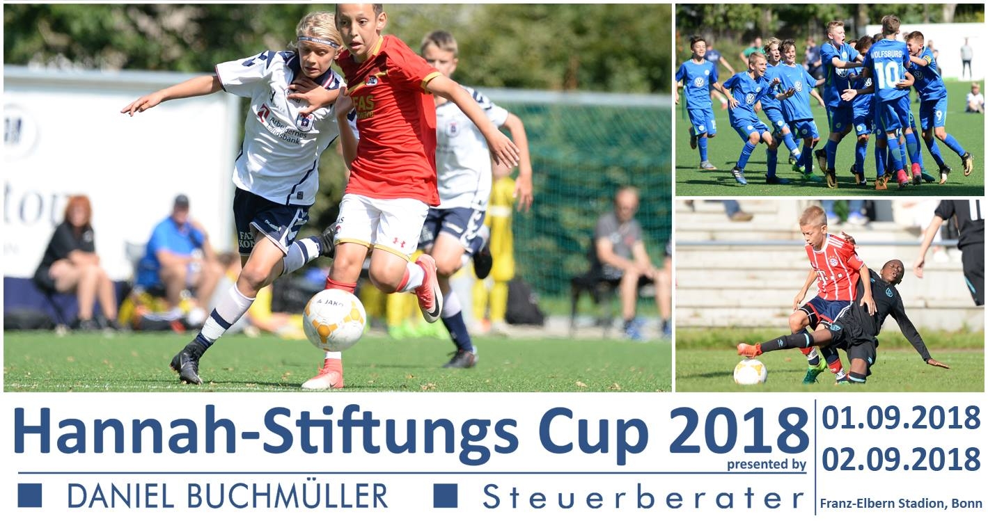 Hannah Stiftungs Cup 2018