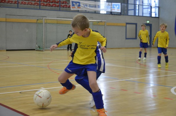 F3 Lauricup 2015 in der Hardtberghalle