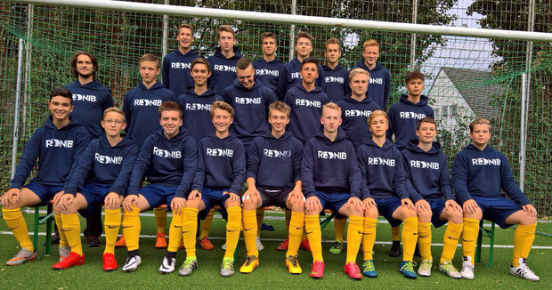 U17 sponsored by REDNIB