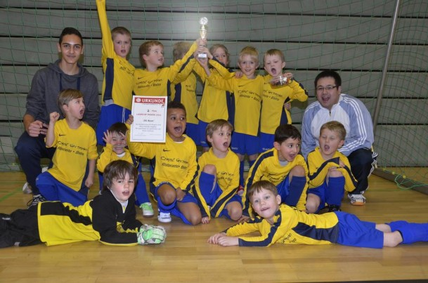 Bambini Lauricup 2014