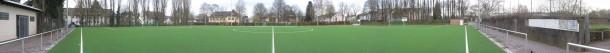fertiger Kunstrasenplatz Franz-Elbern-Stadion Beuel | Panorama